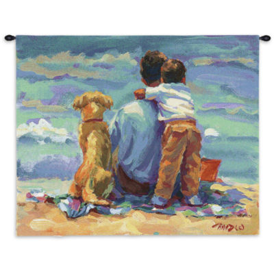 Treasured Moment Wall Tapestry