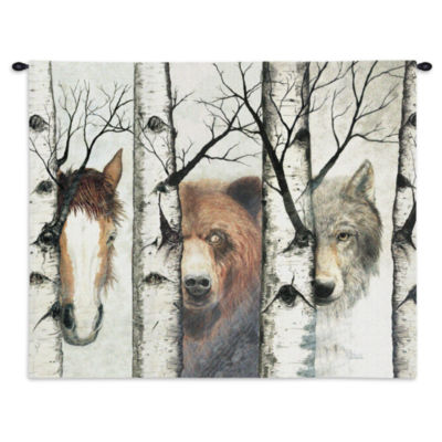 Trio Wall Tapestry