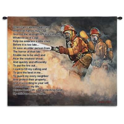 United We Stand Wall Tapestry