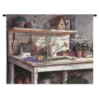 Simple Pleasures Wall Tapestry