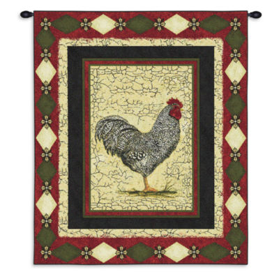 Le Coq Wall Tapestry