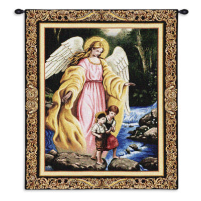 Watch Over You Wall Tapestry
