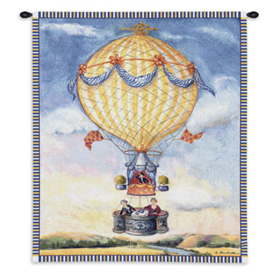 High Tea Wall Tapestry