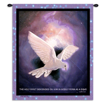 Holy Spirit Wall Tapestry
