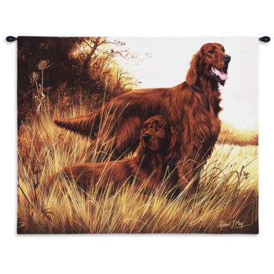 Irish Setter Wall Tapestry