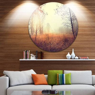 Design Art Beautiful Natural Landscape with TreesExtra Large Wall Art Landscape