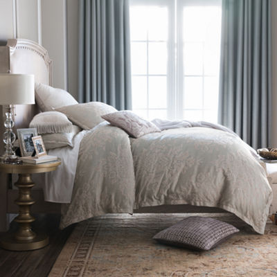 Royal Velvet Cassata 4-pc. Jacquard Comforter Set