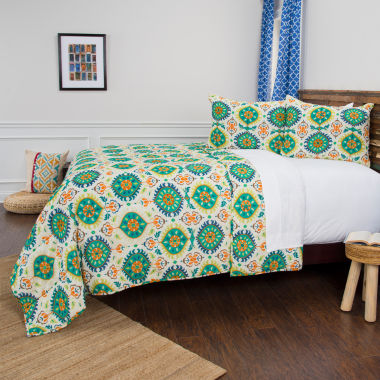 Rizzy Home Maddux Place Franky 3-pc. Quilt Set