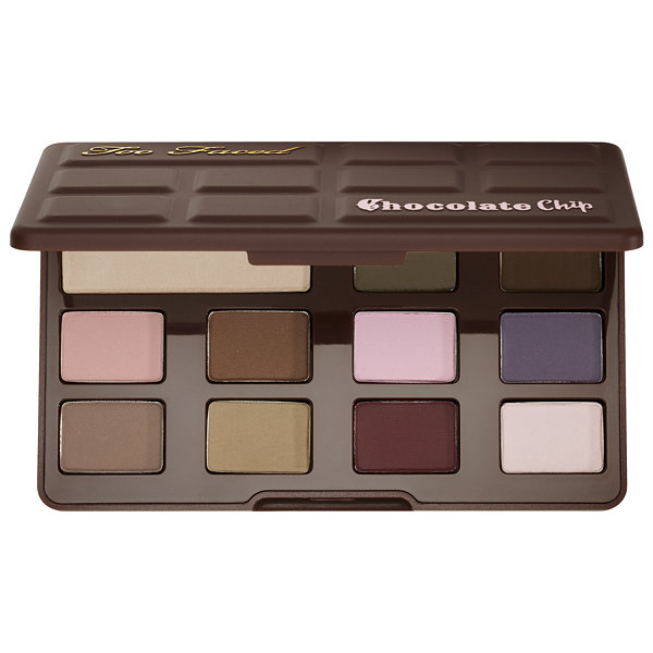 Too Faced Matte Chocolate Chip Eyeshadow Palette