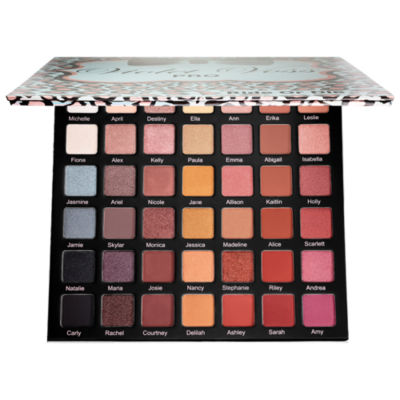 Violet Voss PRO Eyeshadow Palette - Ride or Die