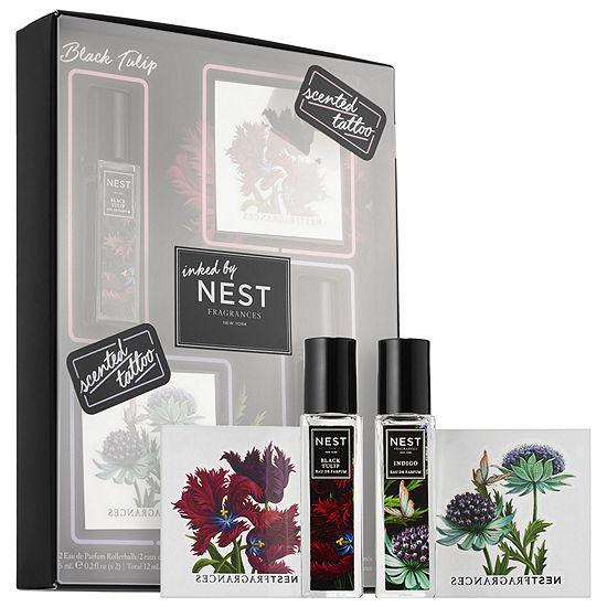 NEST  Inked by NEST Eau de Parfum & Scent Tattoo Set