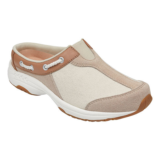 Easy Spirit Womens Tnot19 Clogs Slip-on Round Toe