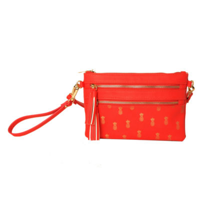 Imoshion Triple Zip Crossbody Bag
