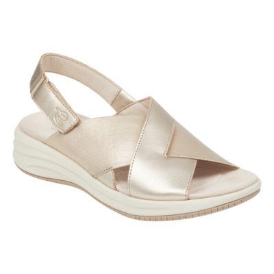 Easy Spirit Womens Daimiel Flat Sandals