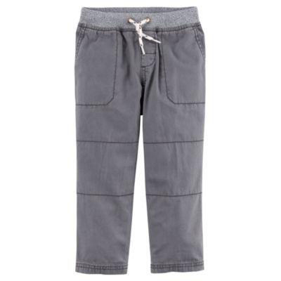 Carter's Woven Pull-On Pants - Preschool Boys