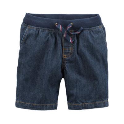 Carter's Woven Pull-On Shorts - Preschool Boys