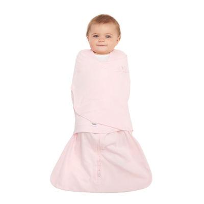 HALO SleepSack Swaddle 100% Cotton - Pink
