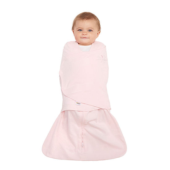 HALO SleepSack Swaddle 100% Cotton - Pink - JCPenney b03856b60