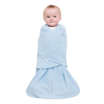 HALO SleepSack Swaddle Microfleece - Blue