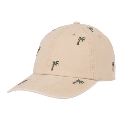 Palm Tree Embroidered Dad Hat