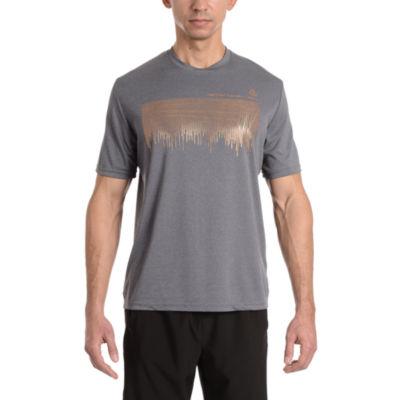 Copper Fit Short Sleeve Crew Neck T-Shirt