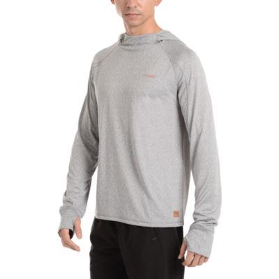 Copper Fit Long Sleeve Jersey Hoodie