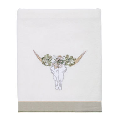 Avanti Canyon Embroidered Bath Towel Collection