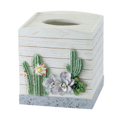 Avanti Canyon Tissue Box Cover
