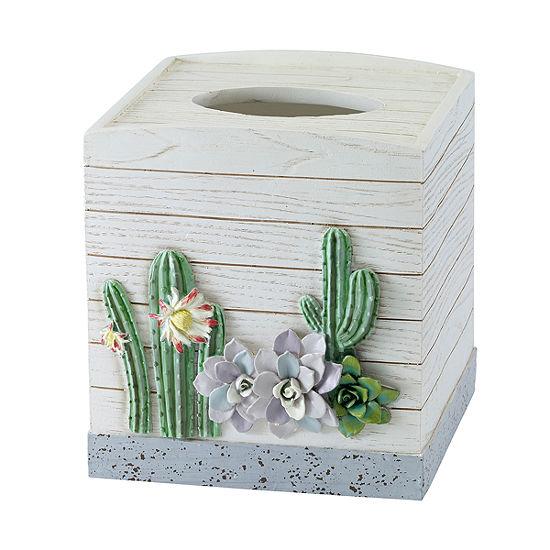 Avanti Canyon Tissue Box Cover