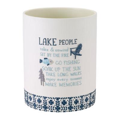 Avanti Lake Life Waste Basket