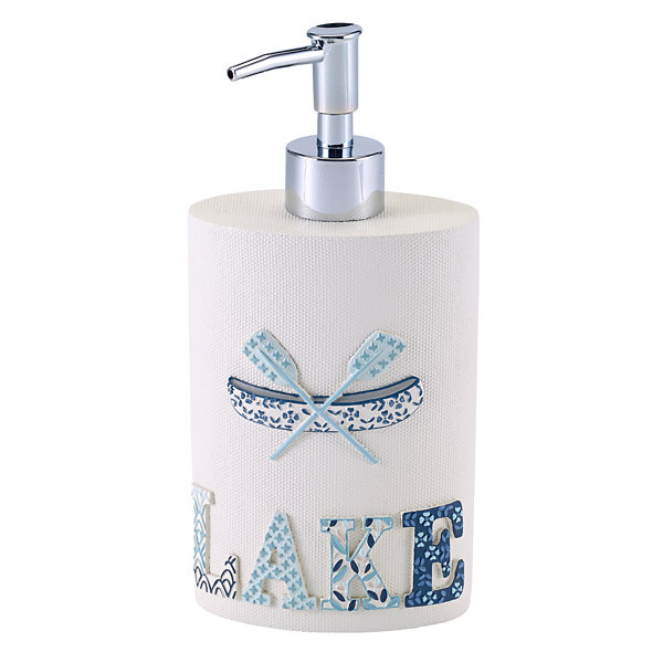 Avanti Lake Life Soap Dispenser