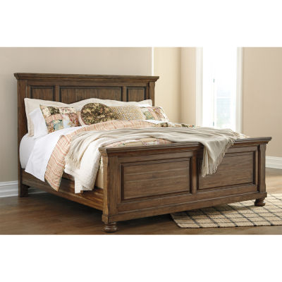 Signature Design by Ashley® Prestonwood Panel Bed