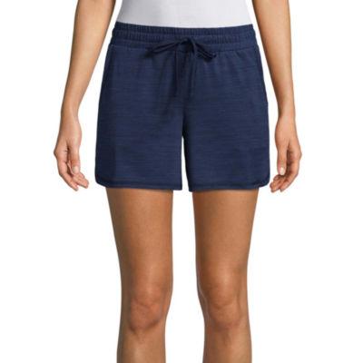 St. John's Bay Active Knit Pull-On Shorts