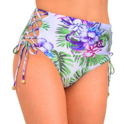 Cyn & Luca High Waist Swimsuit Bottom