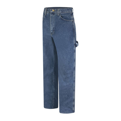 Bulwark Mens Straight Carpenter Jean - Big