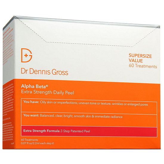 Dr. Dennis Gross Skincare Alpha Beta® Peel Extra Strength Daily Peel