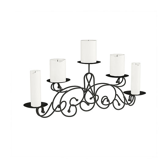 Trademark Fine Art Candle Holder