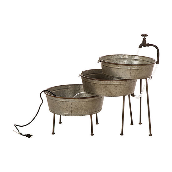 Glitzhome Outdoor Fountain