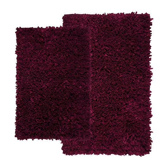 Paper Chindi 2 Piece Collection Hand Tufted Rectangular 2-pc. Rug Set