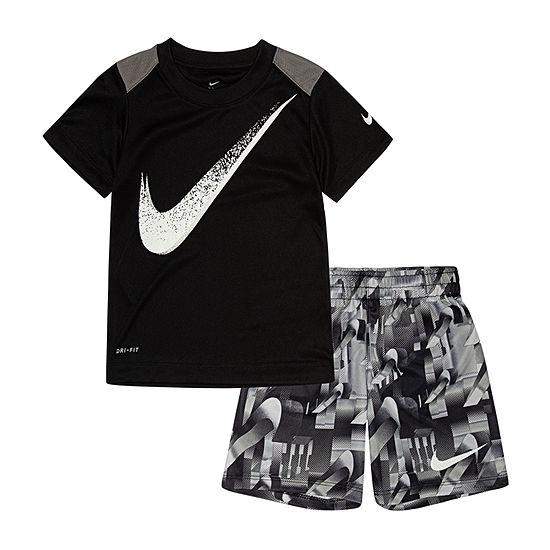 Nike Boys 2-pc. Short Set Toddler