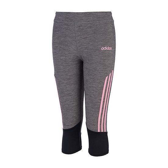 Adidas Capri Leggings Preschool Big Kid Girls