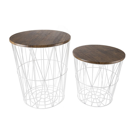 Trademark Fine Art 1 Pair Basket