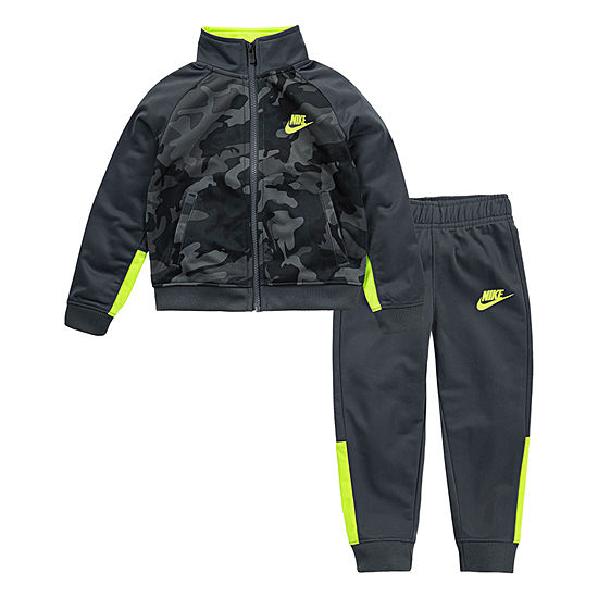 294951f7 Nike 2-pc. Camouflage Pant Set Toddler Boys - JCPenney