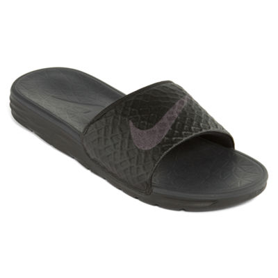 Nike® Benassi Solarsoft Mens Slide Sandals