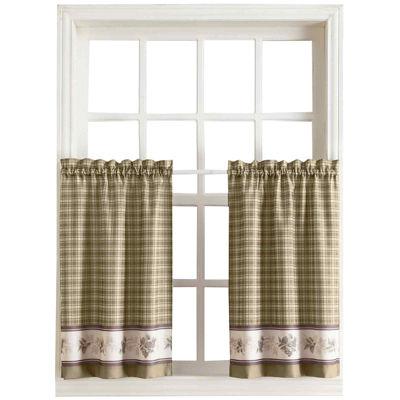 Berkshire Rod-Pocket Window Tiers