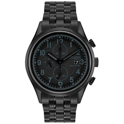 Citizen Mens Black Bracelet Watch-Ca0625-55e