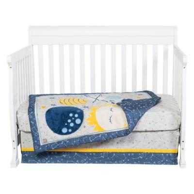 Trend Lab Galaxy 3-pc Crib Bedding Set