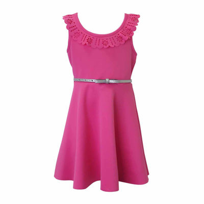 Lilt Sleeveless Skater Dress - Preschool Girls