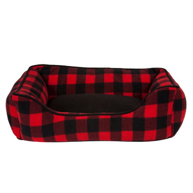 Carolina Pet Company Cabin Blanket Kuddler Pet Bed