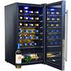 NewAir AWC-270E 27 Bottle Compressor Wine Cooler
